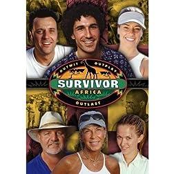 Survivor 3: Africa - The Complete Season