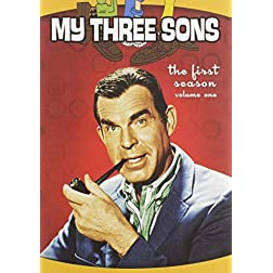 My Three Sons: The First Season, Vol. 1