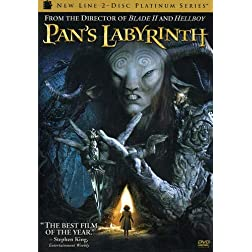 Pan's Labyrinth (New Line Two-Disc Platinum Series)