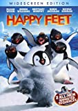 DVD : Happy Feet (Widescreen Edition) :  movie happy feet children film kids