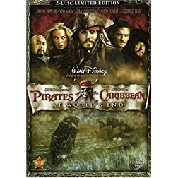 Pirates of the Caribbean - At World's End (Two-Disc Collector's Edition)