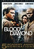 DVD : Blood Diamond (Two-Disc Special Edition) :  film dvd movie leonardo dicaprio blood diamond