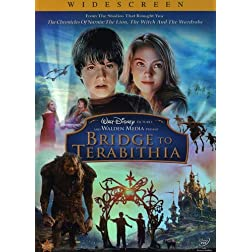 Bridge to Terabithia (Widescreen Edition)