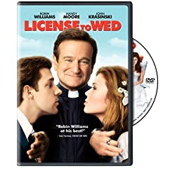 License to Wed (Widescreen and Full-Screen)