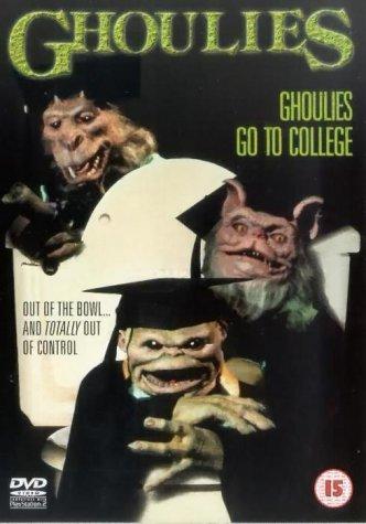 Ghoulies III: Ghoulies Go to College / Гоблины III: Гоблины в Колледже (1991)