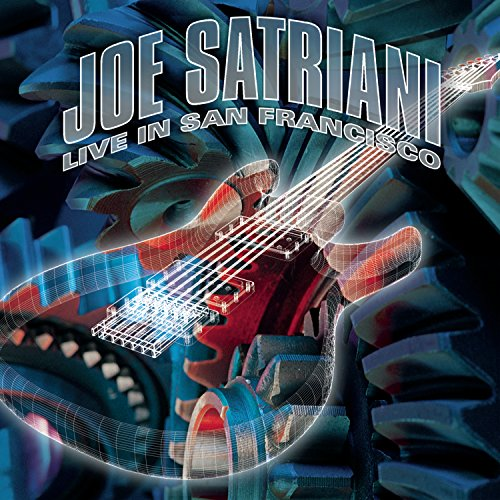 Joe Satriani - Live In San Francisco - Zortam Music