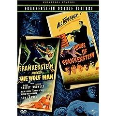 Frankenstein Meets the Wolf Man / House of Frankenstein
