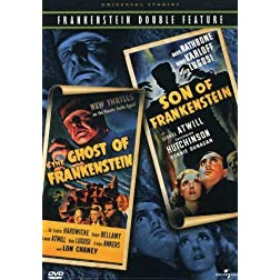 Son of Frankenstein / The Ghost of Frankenstein