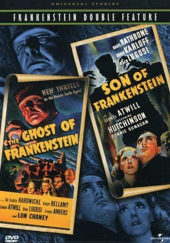 Son of Frankenstein / The Ghost of Frankenstein