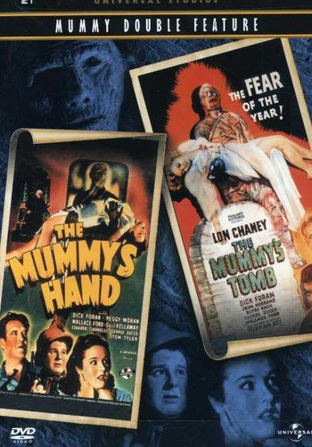 The Mummy's Hand/The Mummy's Tomb