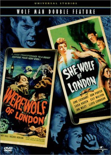 Werewolf of London / She-Wolf of London