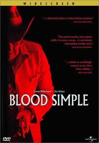 Blood Simple / Просто кровь (1984)