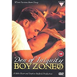 Boy Zone - Vol. 2 [DVD] [1994]