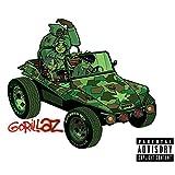 album art by Gorillaz
