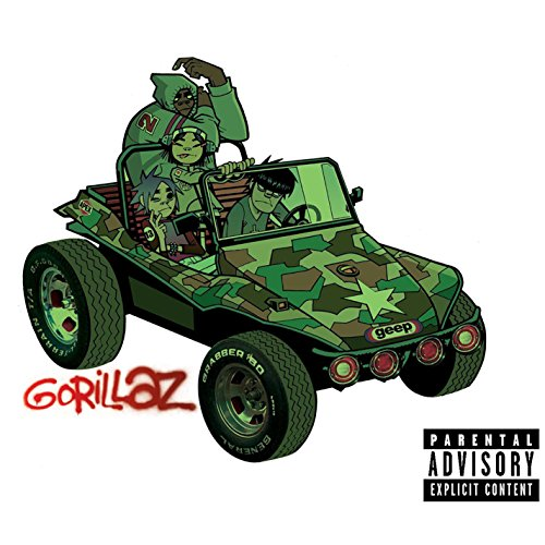 Gorillaz - 19-2000 (CD Maxi) - Zortam Music