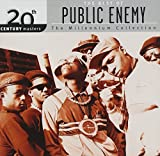 Capa de 20th Century Masters - The Millennium Collection: The Best of Public Enemy