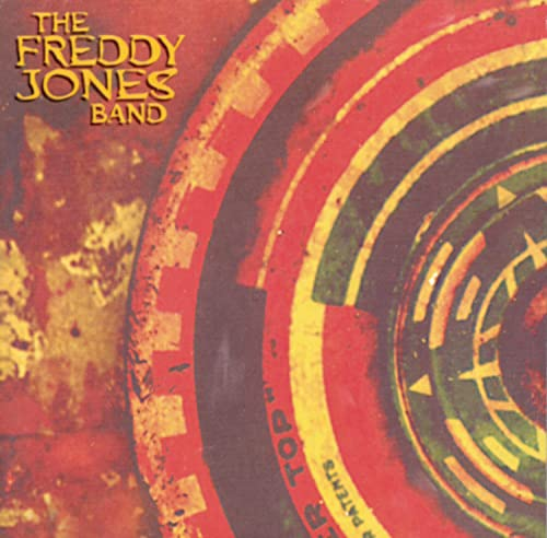 Freddy Jones Band - The Freddy Jones Band - Zortam Music