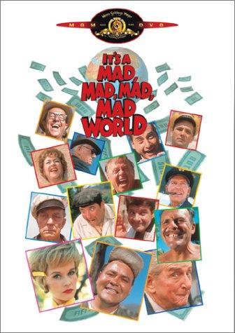 It's a Mad Mad Mad Mad World / Этот безумный, безумный, безумный мир (1963)