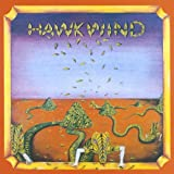 album art to Hawkwind