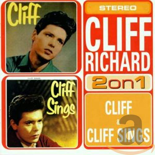 Cliff Richard - Cliff/Cliff sings - Zortam Music