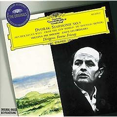Sinfonie No. 9 e-moll op. 95 / Die Moldau aus: Mein Vaterland / Les Preludes