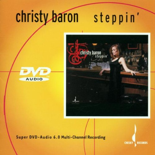 Christy Baron: Steppin'