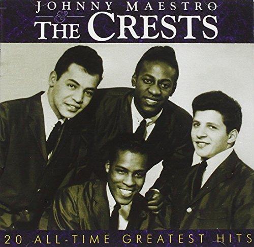 The Crests - Die Hit-Giganten Best Of Rock