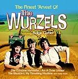 Cubierta del álbum de The Finest 'Arvest of The Wurzels