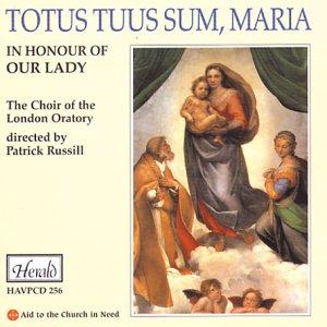 Totus Suus Sum, Maria