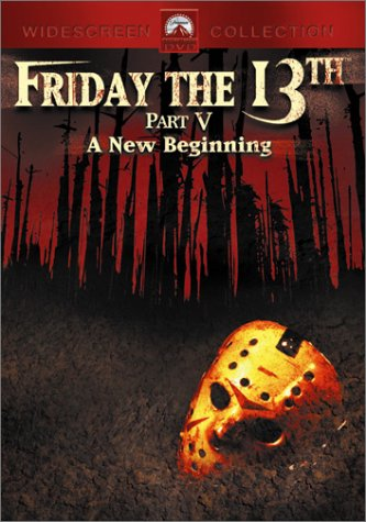 Viernes 13 Parte 5: Un nuevo comienzo/ Friday the 13th: A new beginning - Danny Steinmann (1985) B00005NG6D.01._SCLZZZZZZZ_
