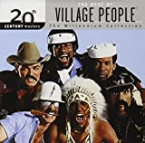 album art to 20th Century Masters: The Millennium Collection: The Best of Village People