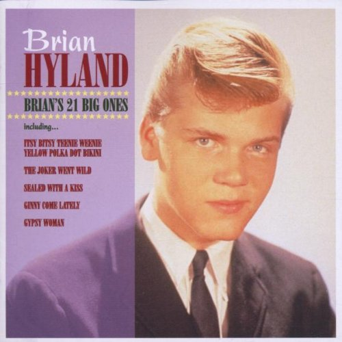 Hyland, Brian - 21 Big Ones - Zortam Music