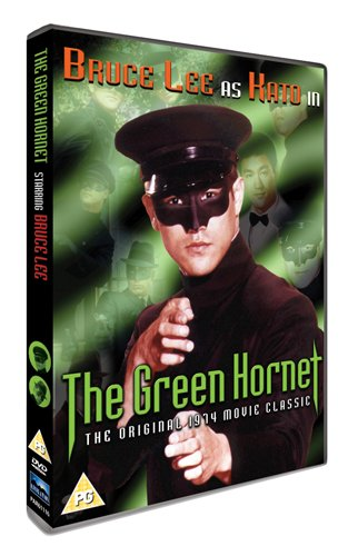 Bruce Lee the Green Hornet