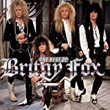 album art to The Best of Britny Fox