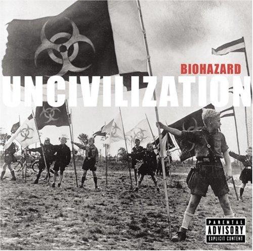biohazard - Uncivilization (limited edition) - Zortam Music