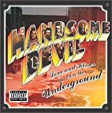 album art to Love and Kisses from the Underground