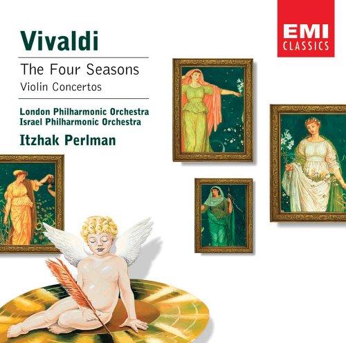 Vivaldi - Vivaldi: The Four Seasons; Violin Concertos - Zortam Music