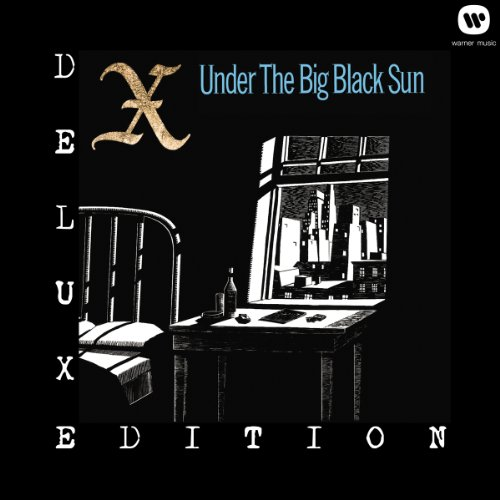 Under the Big Black Sun by X album cover