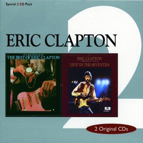 Eric Clapton - Double Up: Timepieces/Timepieces, Vol. 2 - Zortam Music
