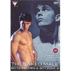 The Naked Male - Boyzone Men / Boyzone 3 [DVD] [1994]