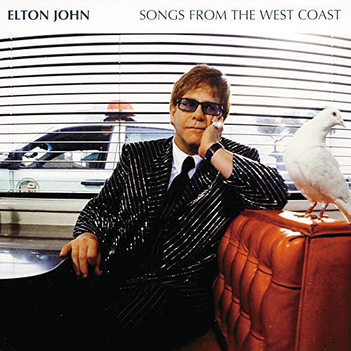 Elton John - Songs From The West Coast - Zortam Music