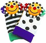 Sassy ハッピーフィート ・ ラトル   Happy Feet Rattles
