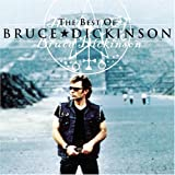 album art to The Best of Bruce Dickinson