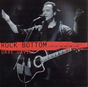 Dave Davies - Rock Bottom - Zortam Music
