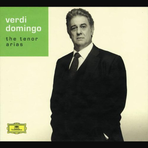 Verdi - Domingo: The Tenor Arias