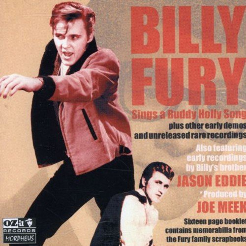 Billy Fury - Sings a Buddy Holly Song - Zortam Music