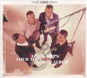 The Four Tops - Four Tops Second Album - Zortam Music