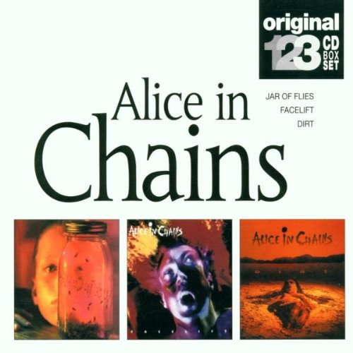 Alice In Chains - Jar Of Flies/Facelift/Dirt [3-CD-Box] - Zortam Music