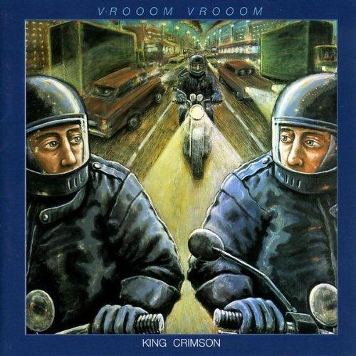 King Crimson - Vrooom Vrooom (CD 2) Live in New York City - Zortam Music