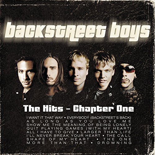 Backstreet Boys - The Hits_ Chapter One - Zortam Music